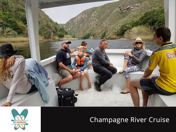SUP Keurbooms - Champagne River Cruise