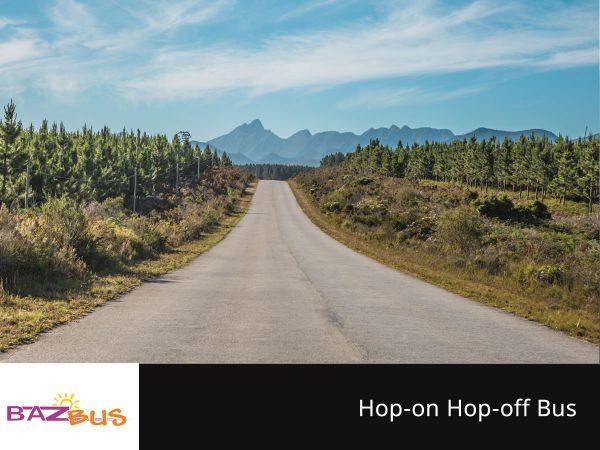 Baz Bus - Hop-on Hop-off bus