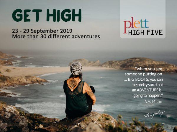 plett-high-five