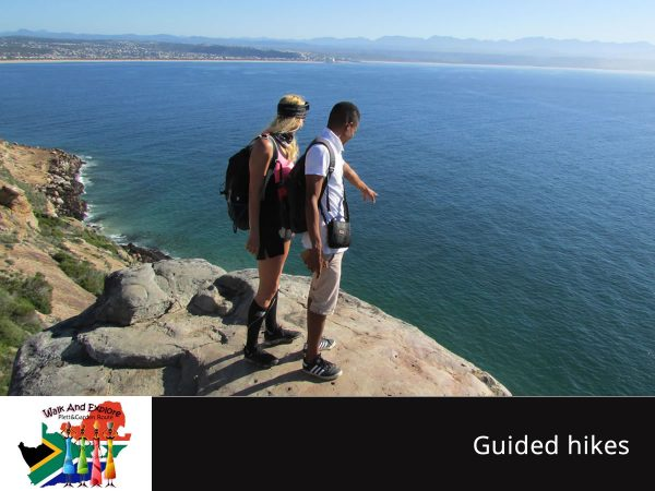 Walk and Explore Garden Route - Guided hikes